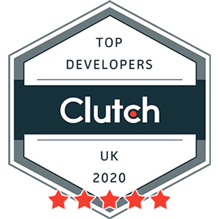AppDrawn has been rated as top software developers in the uk on clutch